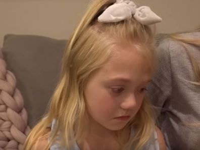 YouTubers' cruel prank on 6-year-old ends in tears