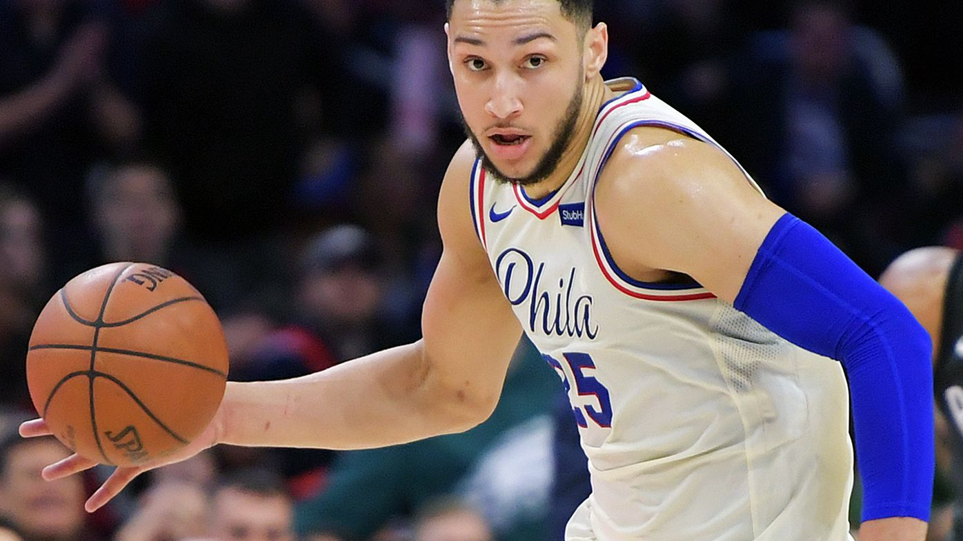 Ben Simmons and 76ers secure top four finish