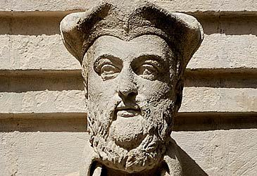 Daily Quiz: Which psychic ability did Nostradamus purportedly have?