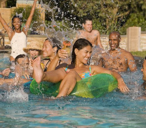 Royal Life Saving is worried about the prospect of alcohol and swimming being mixed.