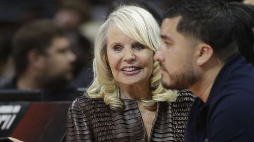 Donald Sterling's wife Shelley Sterling.