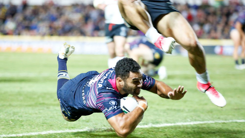 Cowboys down Warriors, maintain NRL surge