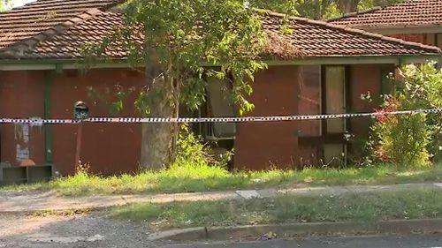 The child was found unresponsive at the home in Quakers Hill on Tuesday afternoon. (9NEWS)