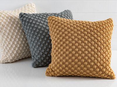 Pillow Talk — Popcorn Cushion