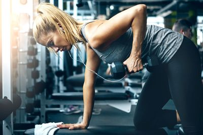 More workouts will get you to your goal faster