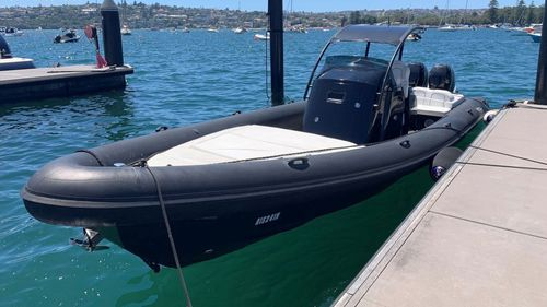 Marine Area Command is appealing for information after a rare $400,000 Rigid-Hull Inflatable Boat was stolen from Rose Bay Marina earlier this month.