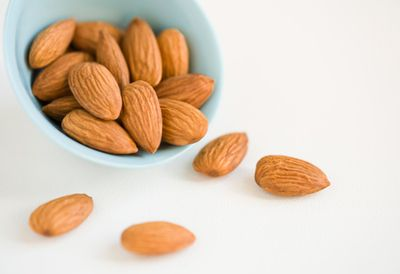 All about almonds