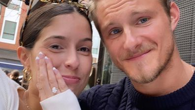 Vikings star Alexander Ludwig, fiancée Lauren Dear, engaged