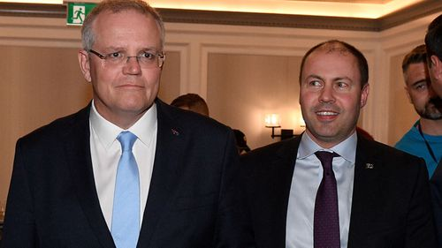 Now-treasurer Josh Frydenberg said he does not want to dissect the past as Turnbull's memoir is poised to be released.