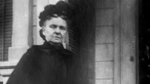 Hetty Green was known to live like a pauper and only ever wore black after her husband died.
