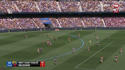 AFL: West Coast Eagles crush Melbourne Demons fairy-tale finals run, book spot in grand final
