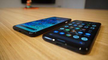 Google Pixel 5 and Pixel 4A