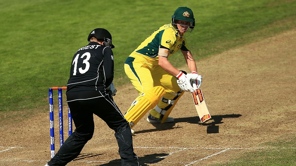 Meg Lanning pleased by strong Aussie response with win over India