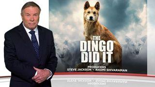 The dingo did it