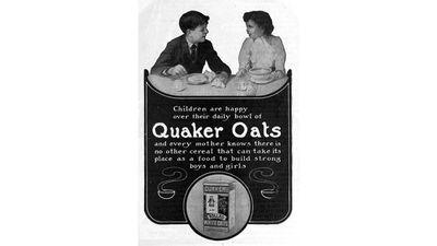 <strong>5. Quaker Oats (1905)</strong>