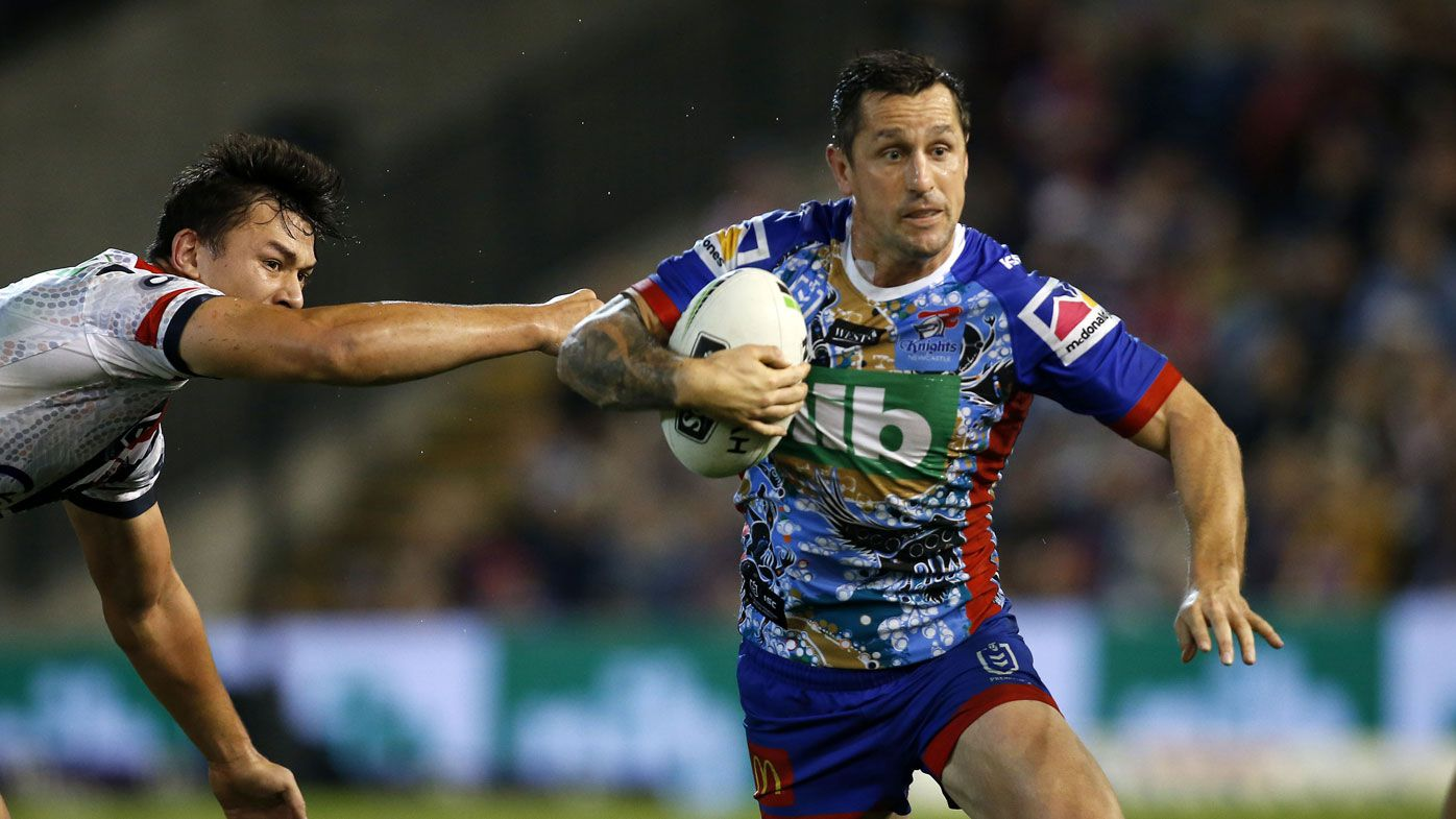 Mitchell Pearce responds to Origin speculation after MOM performance