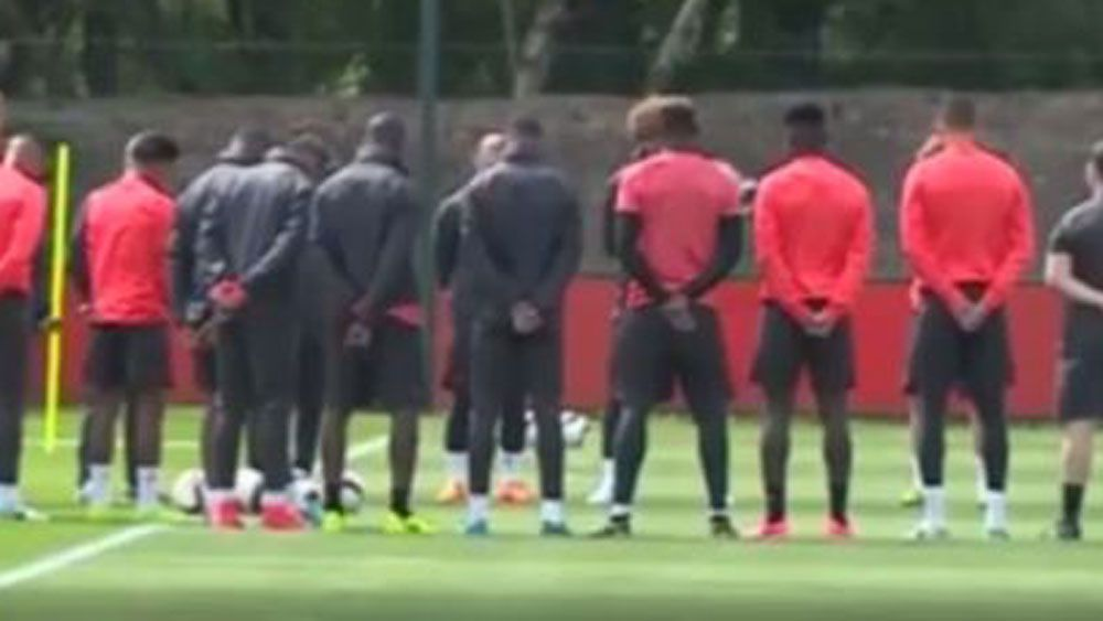 Manchester United hoping to give their shattered city some respite in Europa League final against Ajax Amsterdam