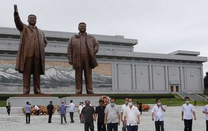 How coronavirus in North Korea could bring down Kim Jong-un