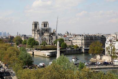 5. Notre-Dame de Paris, France