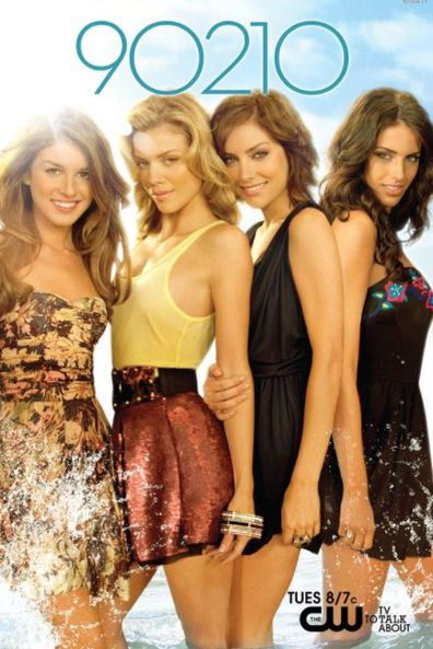 Shenae Grimes played Annie Wilson in the Beverly Hills, 90210 reboot.