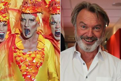 Sam Neill turned down Bernadette Bassinger in <em>The Adventures of Priscilla, Queen of the Desert</em>