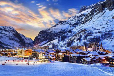 <strong>Best Ski Resort</strong>