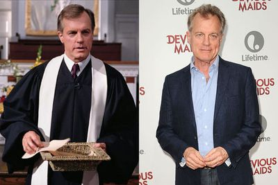 Stephen Collins played Reverend Eric Camden, the patriarch of the family. <br/><br/>When the show ended in 2007, he made a few appearances on other shows, including <i>The Office</i>, <i>Private Practice</i> and <i>Devious Maids</i>. <br/>
