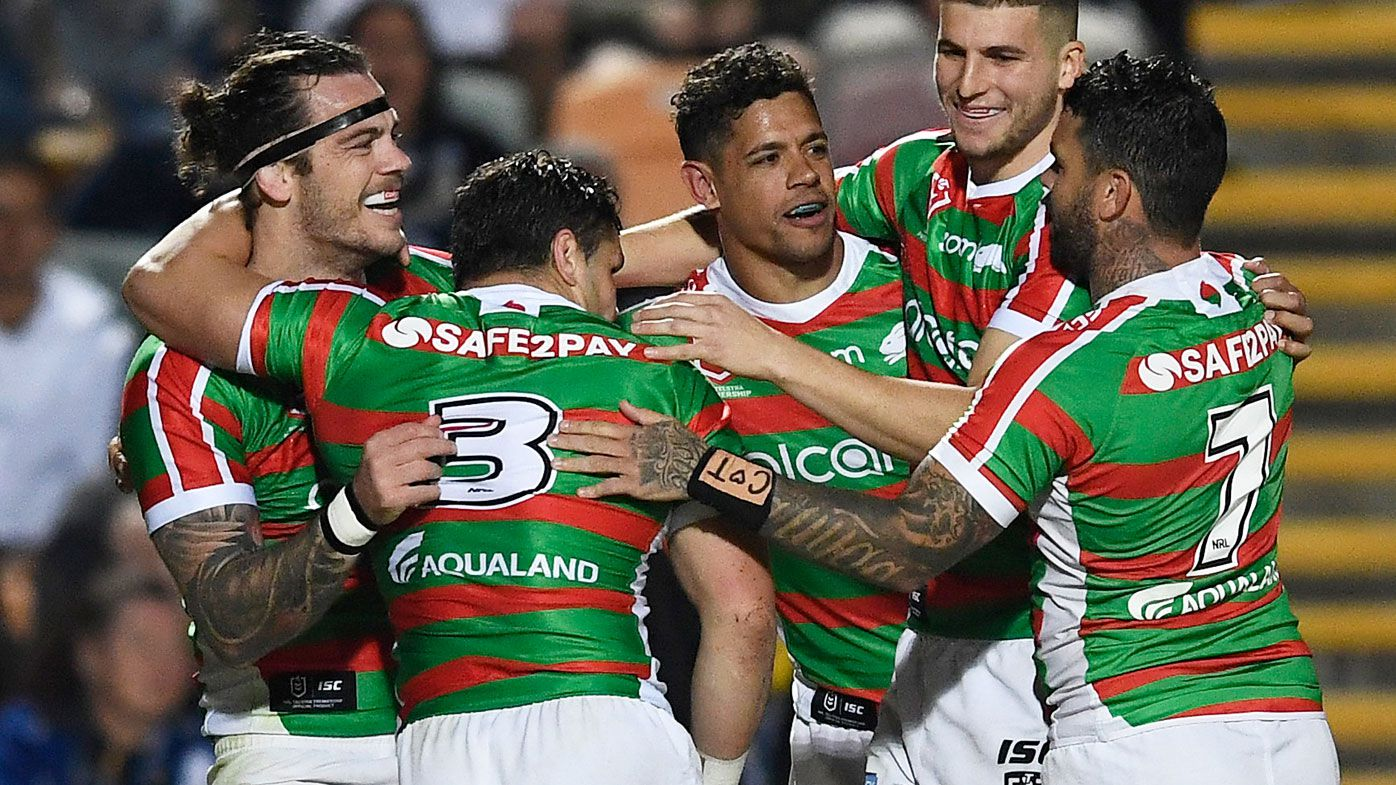South Sydney Rabbitohs upset North Queensland