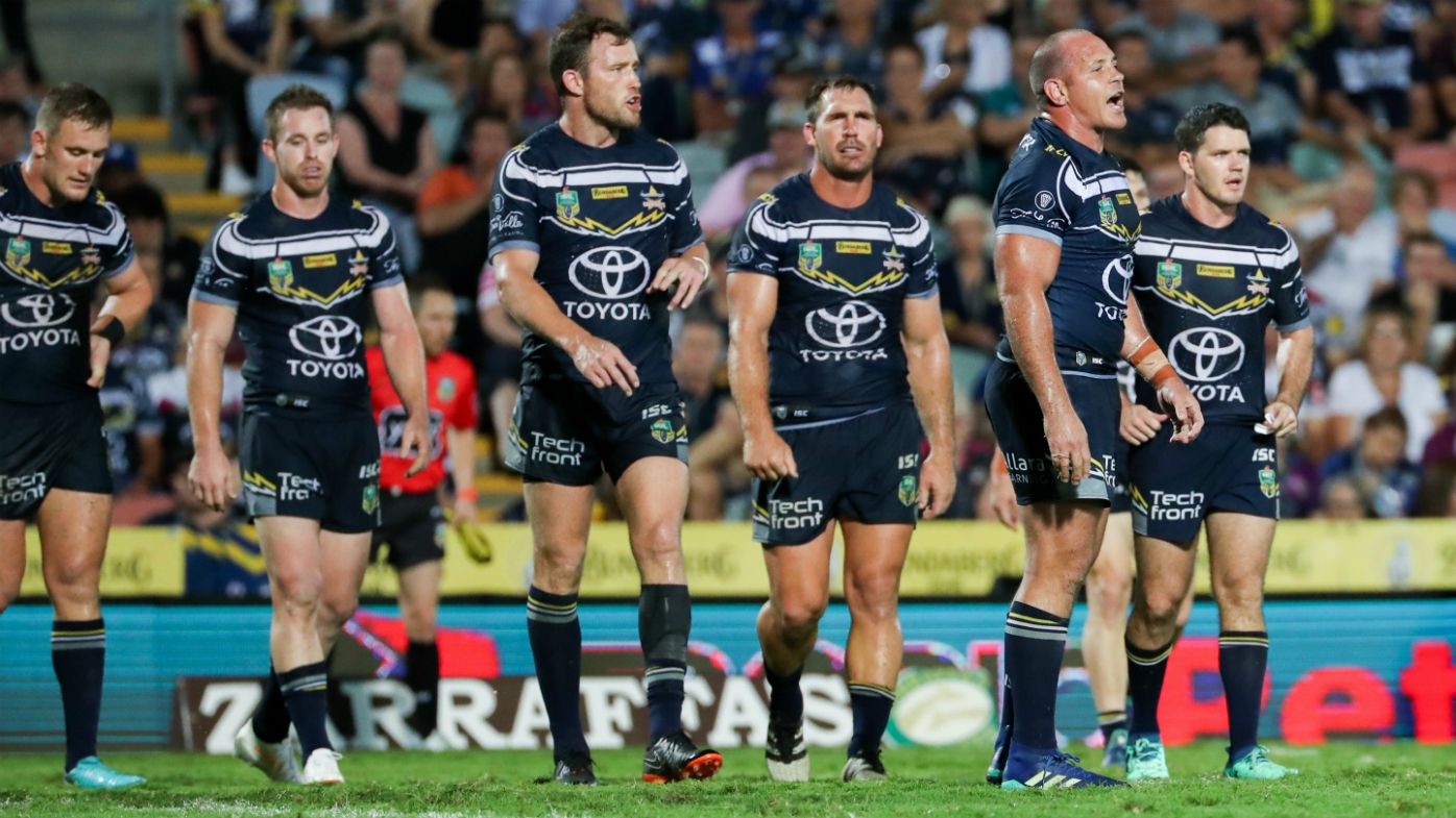 Cowboys find NRL form to beat Gold Coast