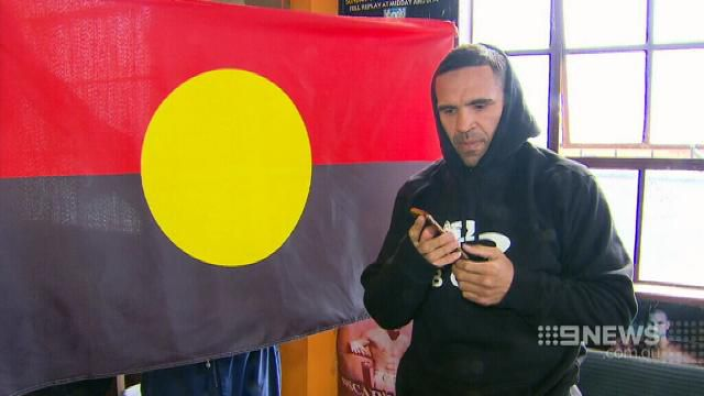 Mundine's calls for protest 'stupid': Franklin