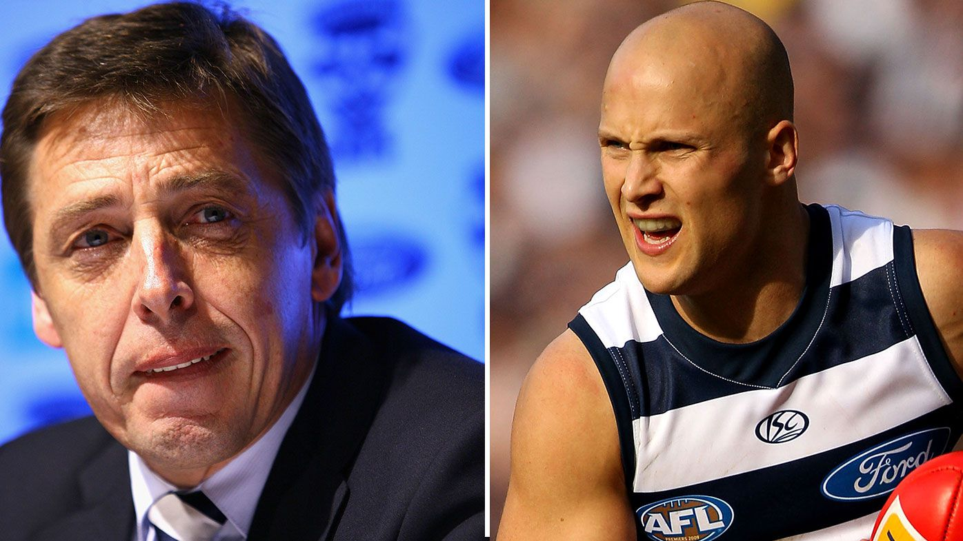 Mark Thompson, Gary Ablett