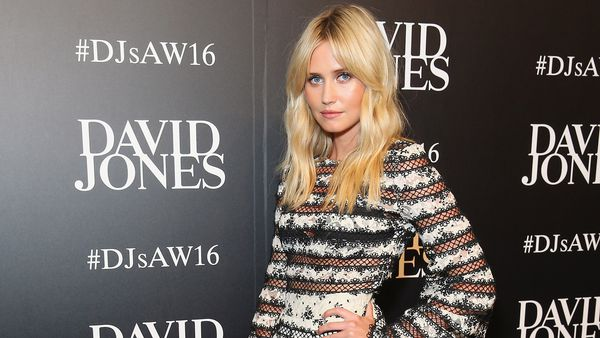 Anna Bamford has landed the holy grail of actresses - a cosmetics contract.