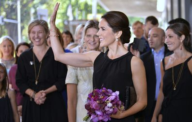 Princess Mary in Australia