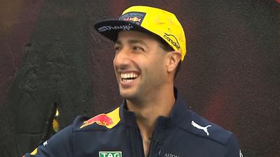 Red Bull driver Daniel Ricciardo favourite for Australian F1 Grand Prix, says Lewis Hamilton