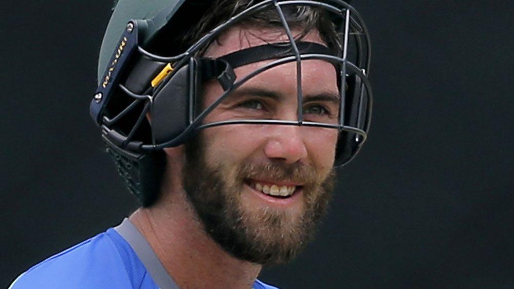 I should bat above Wade: Maxwell
