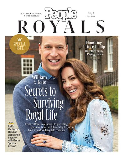A special edition of PEOPLE due out on September 10 celebrates the royal couple.
