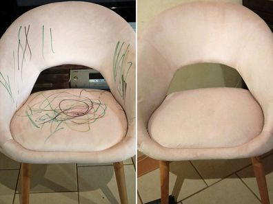 Stain removal hack