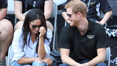 Prince Harry and Meghan Markle relationship: September 25, 2017