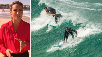 Surfers could be turfed from Bondi Beach