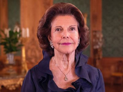 Queen Silvia hospitalised after fall, February 2021