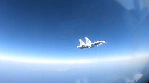 Russian Federation intercepts US Navy aircraft over Mediterranean Sea