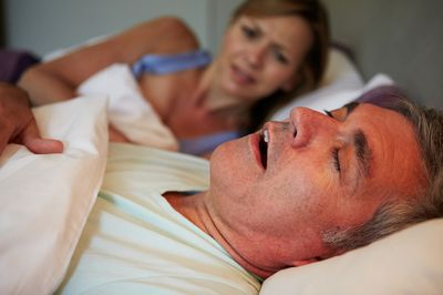 <strong>Myth: Loud snoring is normal</strong>
