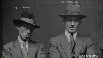 Mugshots of Sydney's 1920s criminal class on display for the first time