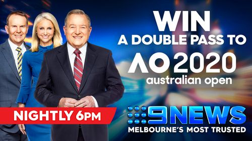 Win a double pass to the AO 2020!