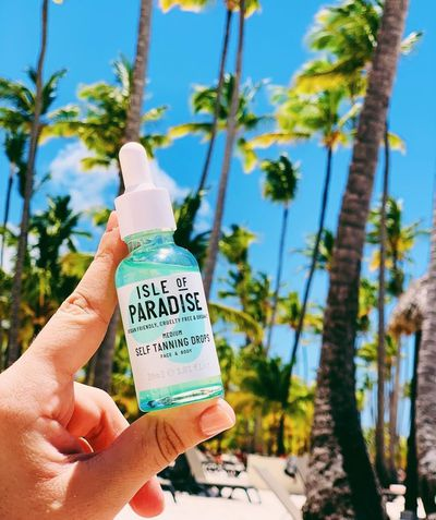 Isle of Paradise self tanning drops, $39
