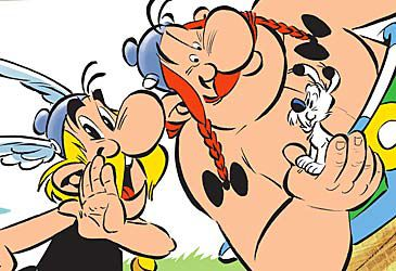 Daily Quiz: Asterix's village is situated in which modern-day nation?