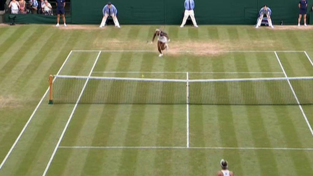 Simona Halep ends teen star Cori Gauff's Wimbledon dream
