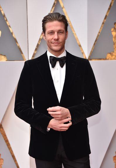 Luke Bracey, 89th Annual Academy Awards, February 26, 2017, Hollywood, California