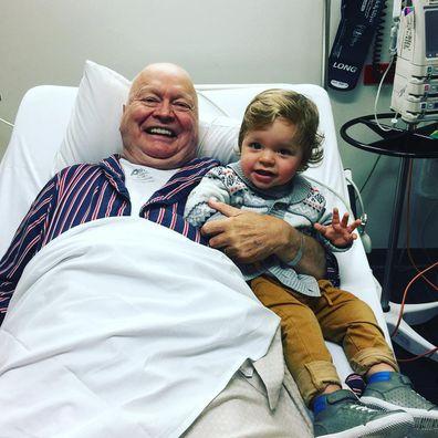 Patti stands by Bert as he battles pneumonia complications.