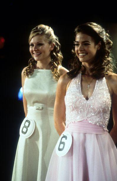 Kirsten Dunst and Denise Richards